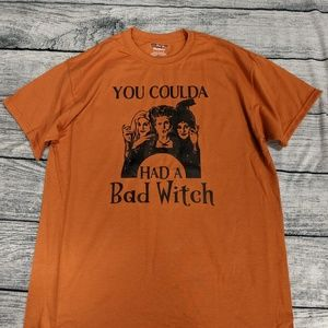 You coulda had a bad witch t-shirt